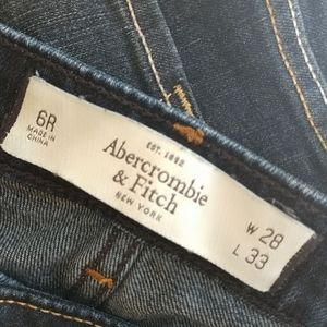 Abercrombie and Fitch Jeans Size 6R
